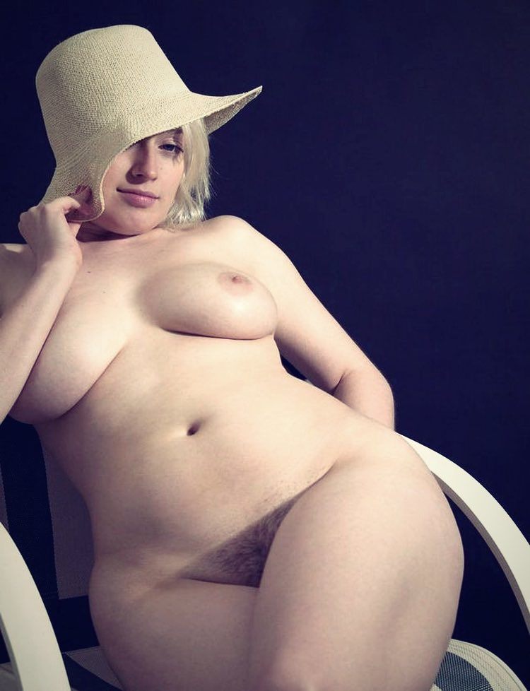 Belle femme ronde nue cherche un sugar daddy